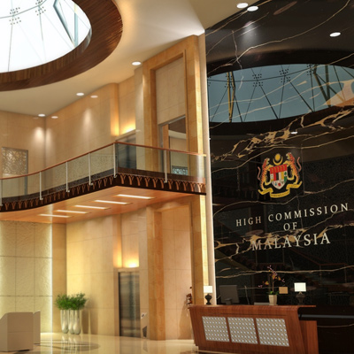 HIGH COMMISSION <br> OF MALAYSIA