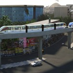 DIMTS MONORAIL<br> Ranchi, Jharkhand